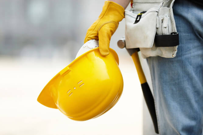 Common Code Violations NYC Contractor Yellow Hard Hat