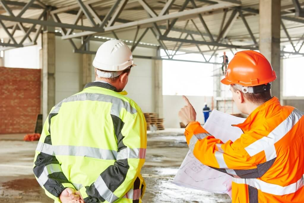 Architects, Contractors and Inspectors